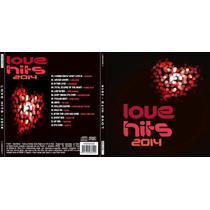 Love Hits 2014 Cd Lacrado Original Som Livre Whitesnake