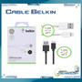 Cable Belkin Certificado Iphone 4/5/6 Y Microusb