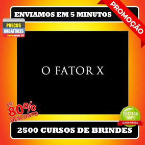 Fator X- Pedro Superti+ 2500 Brindes