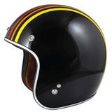 Torc T-50 1978, Casco 3/4 Cafe Racer, Bobber, Rider One
