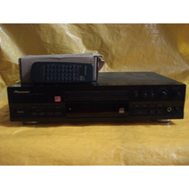 Gravador De Cd De Mesa Pioneer Pdr-509 - Impecavel - U. Dono