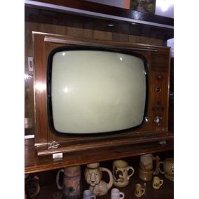 Televisor Antigo Philco 3d Anos 50 /60 Lindo