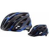 Casco Mountain Bike Giant Ally Azul Negro Bicicleta
