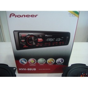 Cd Player Pioneer Chevrolet - 98550835