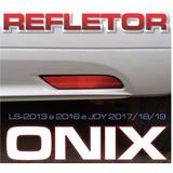 Refletor Tapa Buraco Onix Ls Lt Joy 3m Reticulado