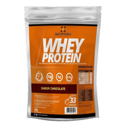 Whey Protein Concentrado Extreme Nutrition - Chocolate 1kg