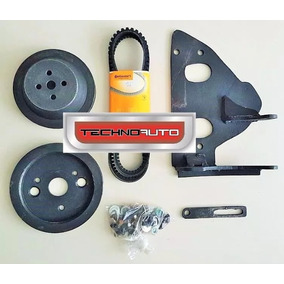 Kit Sup. Ar Condicionado Automotivo Opala Original 4 E 6cc