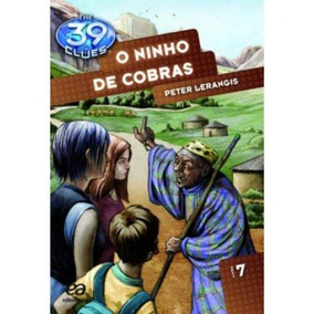 The 39 clues livro todos livros no mercado livre brasil 39 clues the v7 ninho de cobras por livraria cultura fandeluxe Images