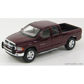 Autos De Coleccion Maisto 1/27 Dodge Ram Quad Cab 2002