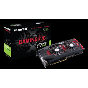 Inno3d Nvidia Geforce Gtx-1060 Oc 6 Gb Gráficos De Video