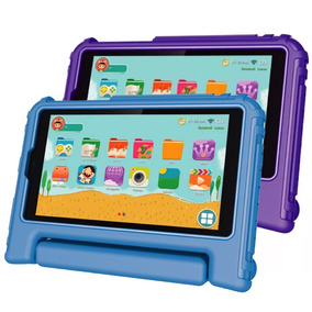 Tablet 7 Viewsonic Viewpad Kids Niños Funda Anti Golpes