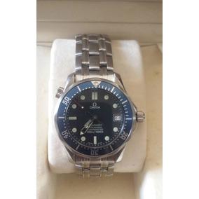 Reloj Omega Seamaster 300 Professional Blue Dial 25518000