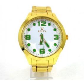 Relógio Rolex Ouro Dourado Masculino