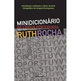 Minidicionário Da Língua Portuguesa Ruth Rocha Ruth Rocha