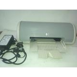 Impresora Hp Deskjet 3550 Subasto Con Fuente Y Cartucho 27
