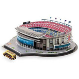 Estadio 3d Camp Nou Rompecabezas 3d Puzzle Estadios