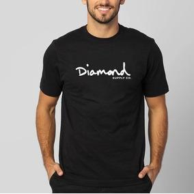 Camiseta Diamond Supply.co - Melhor Qualidade + Frete Gratis