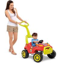 Carro Criança Infantil Pedal Passeio Cinto Mini Veiculo