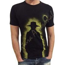 Camiseta Exu Umbanda/axe Unissex