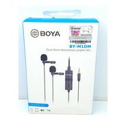 Microfone Lapela Duplo Original Boya By-m1dm Com Garantia