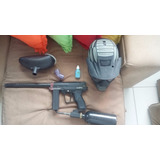 Marcador Paintball Spyder Mr1 + Cilindro + Máscara Jt Full
