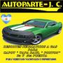 Kit Resortes Neumáticos Jeep Cherokee Porton/ventanill 93/98