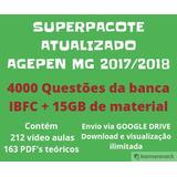 Material E Questões Agente Penitenciário 2017/18
