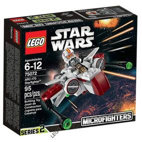 Lego Star Wars Nave Arc-170 Starfighter 75072 - 95 Piezas