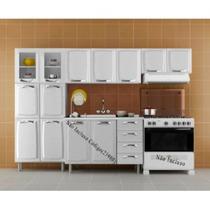 Conjunto Cozinha Premium 3 Peças Ipldv-d Branco - Itatiaia