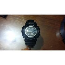 Reloj Casio G-shock Gd110 Negro Resistente A Golpes (nuevo)