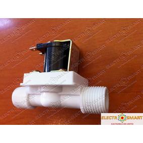 Electrovalvula Para Agua Solenoide 12v 4.8w 0.8mpa G1/2