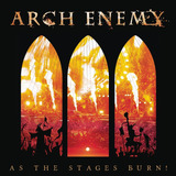 Arch Enemy As The Stages Burn! Limited Edition Cd Dvd