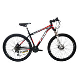 Bicicleta Tsw 29 Cambio Acera 24v Hidráulico Susp Com Trava