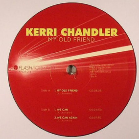 Kerri Chandler - My Old Friend Vinilo Nuevo House