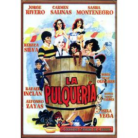 Dvd La Pulqueria ( 1981 ) - Victor Manuel Castro / Jorge Riv