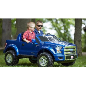 Carro Electrico Ford F-150 Power Wheels Nueva Msi