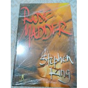 Livro/ Rose Madder - Stephen King