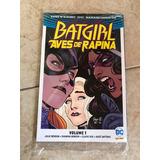 Hq Dc Renascimento Batgirl E As Aves De Rapina 1 164 Páginas