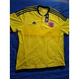 Camisa De La Seleccion Colombia Originla De adidas Talla Xl