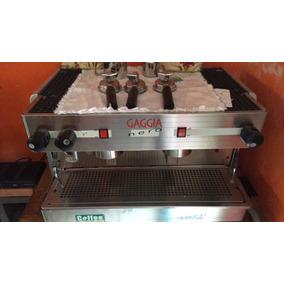 Cafetera Industrial Gaggia En Buenas Condiciones.