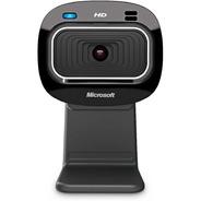 Webcam Microsoft Lifecam Hd-3000  C/ Microfone