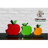 Frutas Decorativas Con Acabado De Vidrio Hogar Cocina