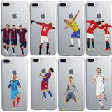 Funda Personalizada Tpu Iphone Huawei Moto Lg Samsung Futbol