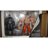 Bane Vs Batman Arkham Asylum Caixa Danificada