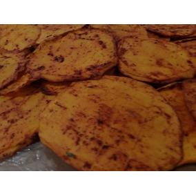 Kilo De Mango Deshidratado Natural Y Con Chile