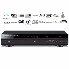 Bluray Player Yamaha Bd-s681 3d Wifi Bivolt Revenda Oficial