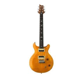 Guitarra Prs Carlos Santana Cssy Natural Com Bag