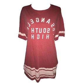Bluson O Vestido Pull & Bear Color Rojo Talla Mediana