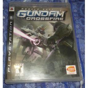 Gundam Crossfire Ps3 Metal Gear Solid Fifa Cod Halo