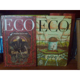 Lote Por Dos Libros De Umberto Eco